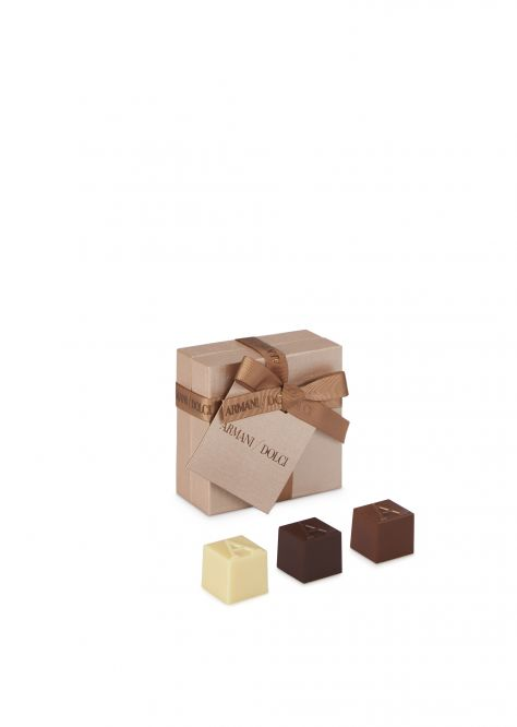 Box of 4 pralines