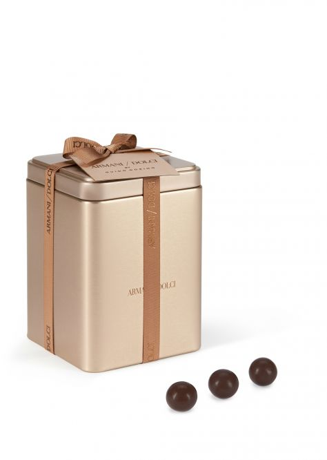 Dark chocolate hazelnut dragées 200g