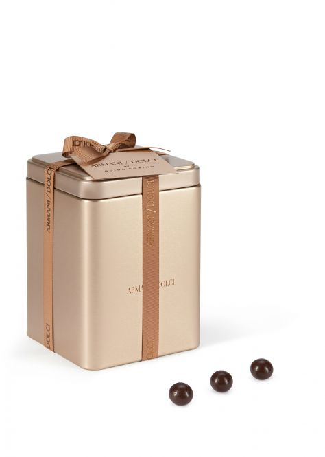 Dark chocolate coffee bean dragées 200g