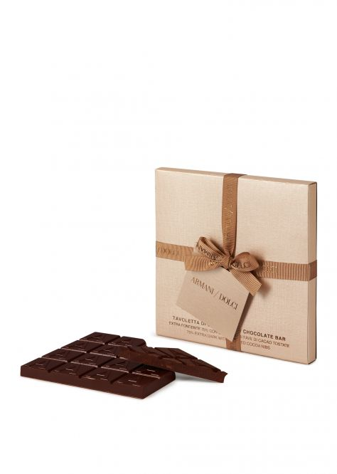 75% cocoa dark chocolate with roasted cocoa beans 60g